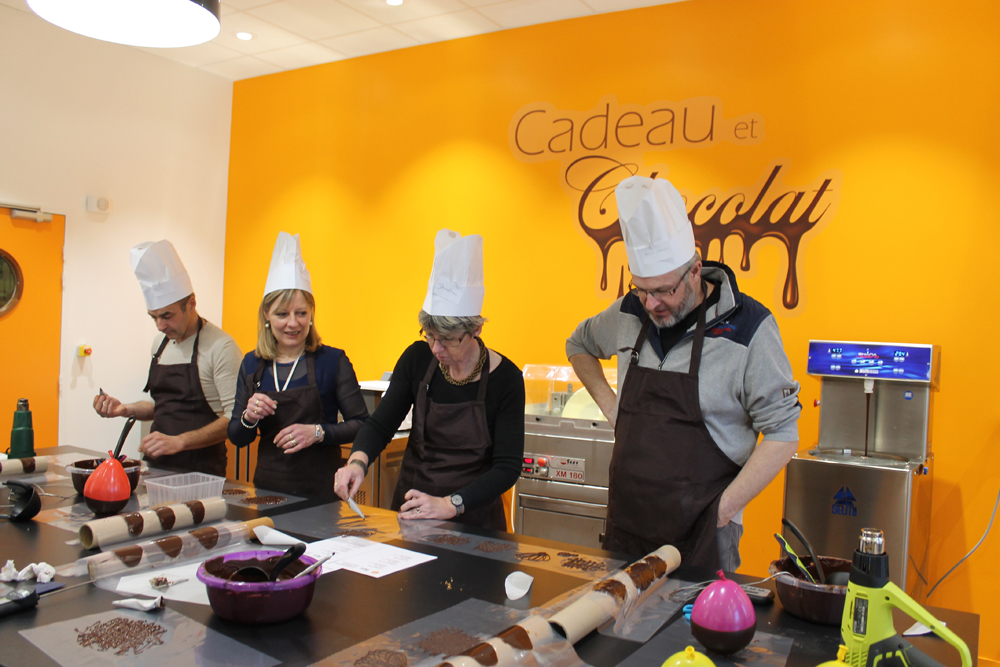 Annuaire Touraine, chocolaterie de Manthelan